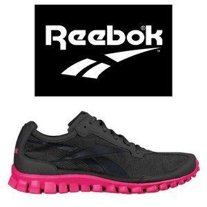 Reebok RealFlex Cross-Training Shoes - Size 6.5